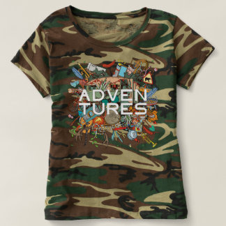 Time for Adventure! Tee Shirt