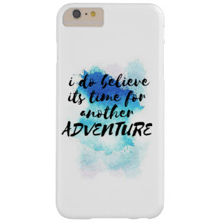 Time for another adventure barely there iPhone 6 plus case