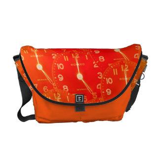 Time Messenger Bag