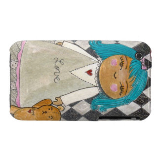 Tiny Doll iphone cover