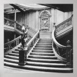 Titanic Grand Staircase Poster