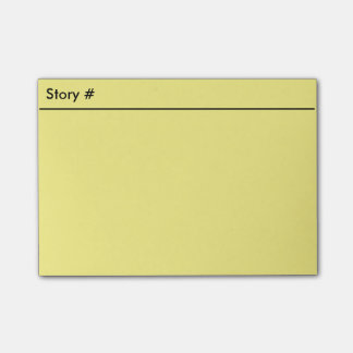 To Do Sticky Notes Post-it® Notes