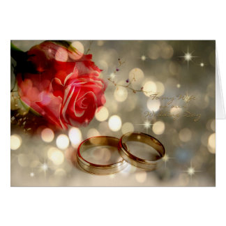 To my Wife - Wedding Day Marriage Greeting Card