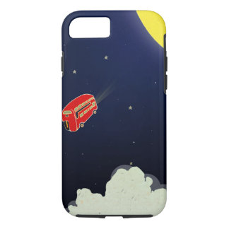 To the moon iPhone 7 case