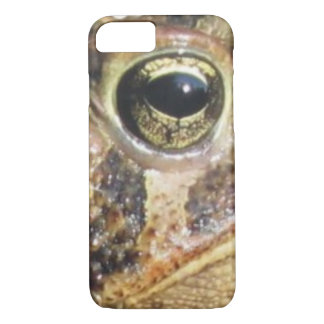 Toadly Awesome Toad Close Up iPhone 7 Case