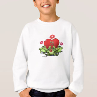 Toadly in Love Valentine Shirt