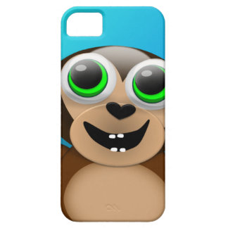 Toddler Monkey Chimp Cute Iphone 5 Case Cover