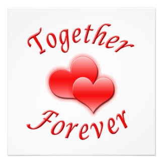Together Forever Art Photo