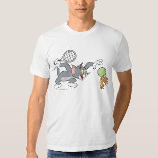 Tom and Jerry Tennis Stars 2 Tee Shirt