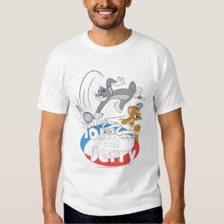 Tom and Jerry Tennis Stars 7 T-shirt