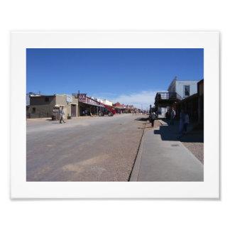 Tombstone Arizona Art Photo