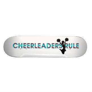 TOP Cheerleaders Rule 19.7 Cm Skateboard Deck