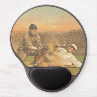 TOP Classic Baseball Gel Mouse Pad