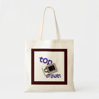 Top Drawer Tote Budget Tote Bag