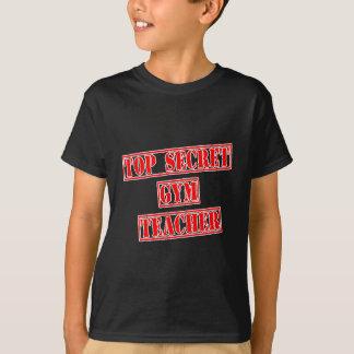 Top Secret Gym Teacher Shirt