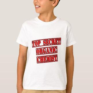 Top Secret Organic Chemist Tee Shirt
