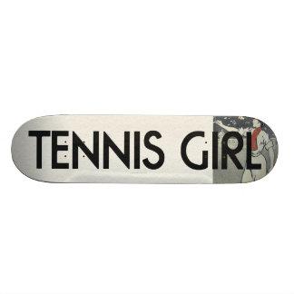 TOP Tennis Girl Skateboards