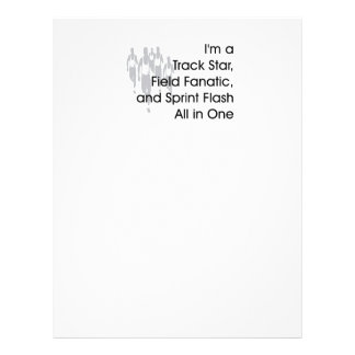 TOP Track All in One 21.5 Cm X 28 Cm Flyer