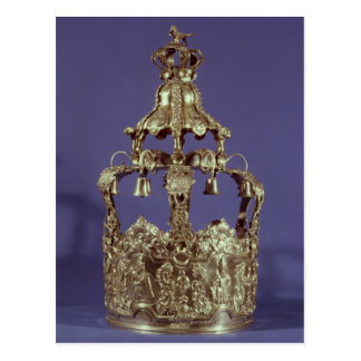 Torah Crown Postcard