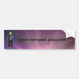 Torin Peel Bumper Sticker