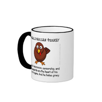Totalitarian regimes restrict your diet ringer mug