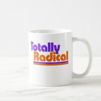 Totally RADICAL Basic White Mug