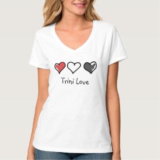 Totally Trini Love T Shirts