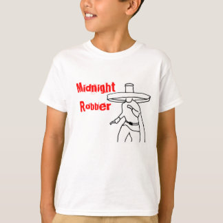 Totally Trini Midnight Robber T-Shirt Red