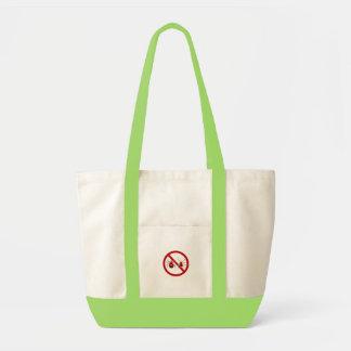 Tote, Lyme Disease Awareness Bag (Lime)