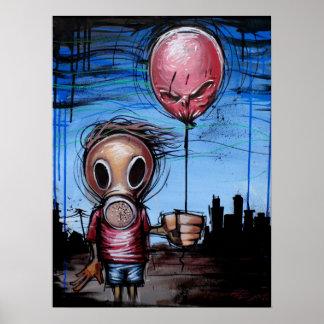 Toxic Kid Poster
