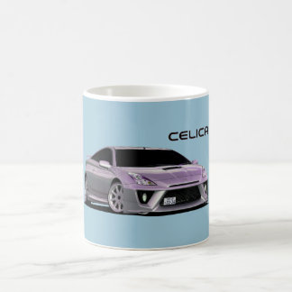 Toyota Celica Men's Car Coffee Mug