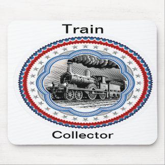 Train Collector Mousepad