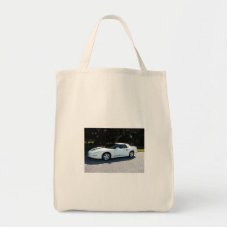 trans am grocery tote bag