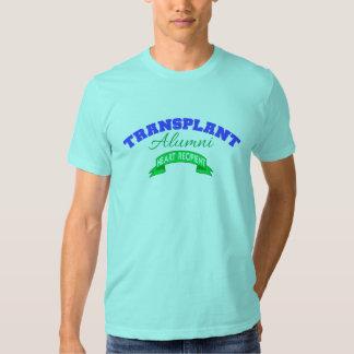 Transplant Alumni - Heart Recipient Tshirts
