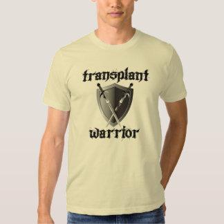 Transplant Warrior/Shield T Shirt