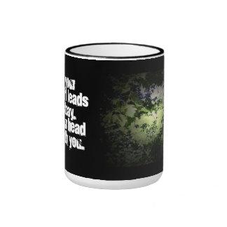 Travel wise ringer mug