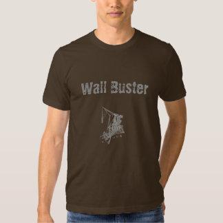 trebuchet, Wall Buster T-shirts