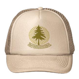 Trees Make Air Trucker Hat