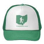 TrekOhio Trucker Hat, Green Cap