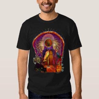 Trick or Treat Spirit Door T Shirts