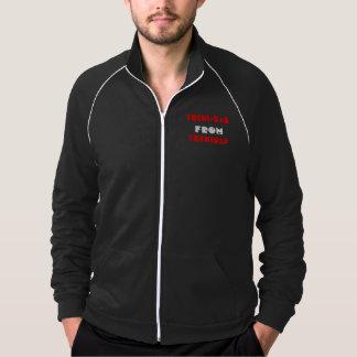 trini-dad from trinidad printed jackets