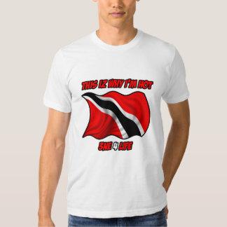 Trini: This iz Why i'm Hot Tshirt