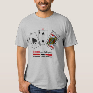 Trinidad and Tobago All Fours T Shirts
