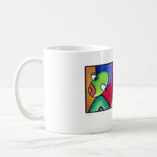 Trio Coffee Mug