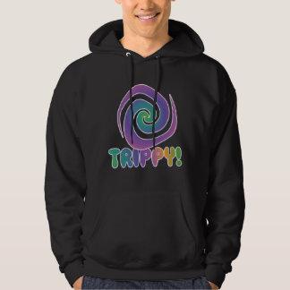 trippy! Groovy 70s psychadellic swirl Sweatshirt