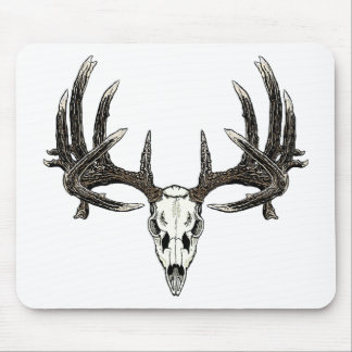 Trophy Whitetail buck Mouse Pad