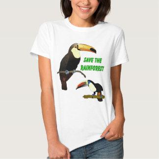 Tropical Toucan Tshirt