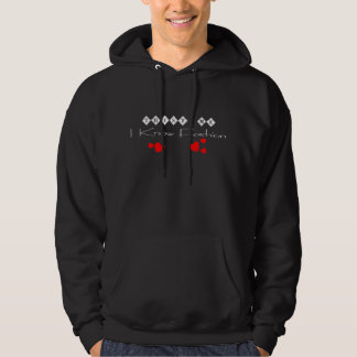 Trust Me I Know Fashion Hooded Pullover