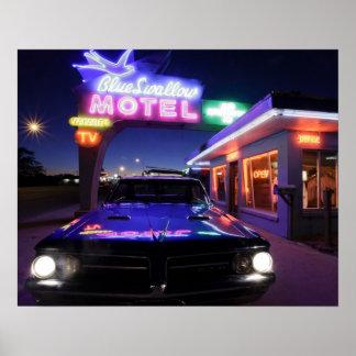 Tucumcari, New Mexico, United States. Route 66 Poster