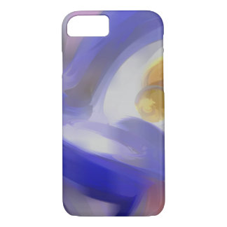 Tunnel Vision Pastel Abstract iPhone 7 Case